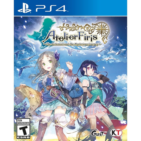 Atelier Firis: The Alchemist and the Mysterious Journey [PlayStation 4]