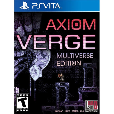 Axiom Verge - Multiverse Edition [Sony PS Vita]