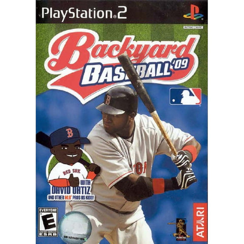 Backyard Baseball '09 [PlayStation 2]