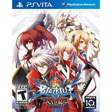 BlazBlue: Chrono Phantasma Extend [Sony PS Vita]