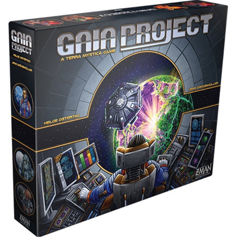 Gaia Project: A Terra Mystica Game [Board Game, 1-4 Players]