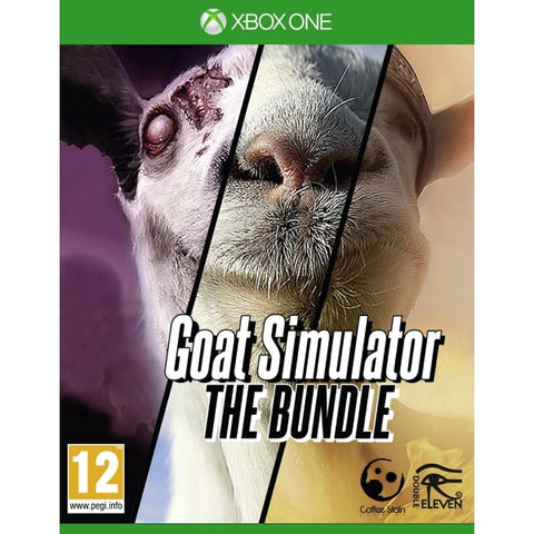 Goat Simulator: The Bundle [Xbox One]