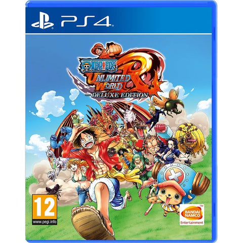 One Piece: Unlimited World Red - Deluxe Edition [PlayStation 4]