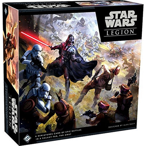 Star Wars: Legion [Board Game, 2 Players]