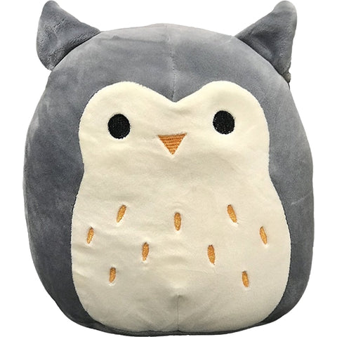"Squishy SquooShems Squishmallows - Hoot 16"" Plush Owl Pillow [Toys, Ages 4+]"