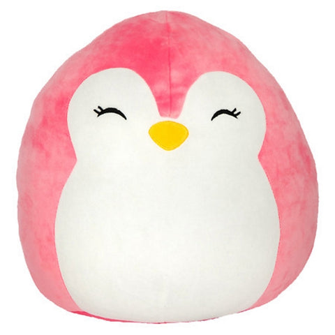 "Squishy SquooShems Squishmallows - Piper 16"" Plush Penguin Pillow [Toys, Ages 4+]"