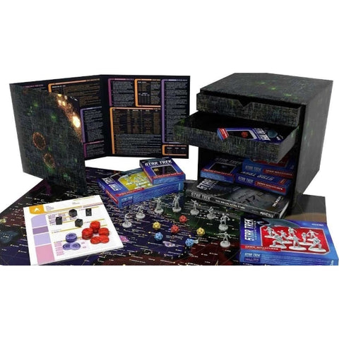Star Trek Adventures - Borg Cube Collector's Edition [RPG Style Game]