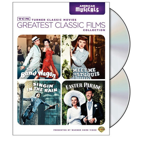 TCM Greatest Classic Films Collection: American Musicals [DVD Box Set]