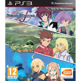 Tales of Graces F + Tales of Symphonia Chronicles [PlayStation 3]