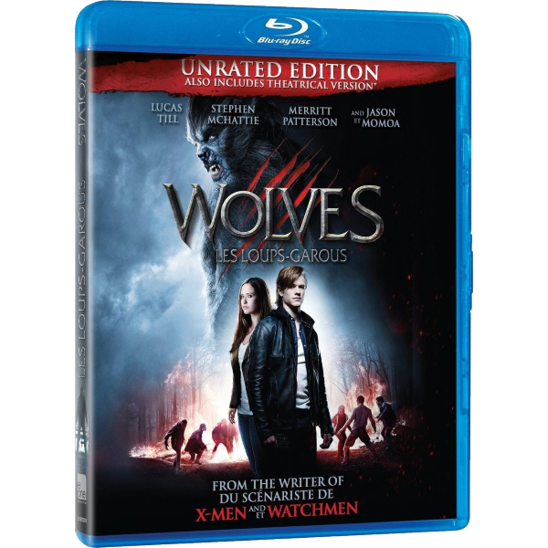 Warriors Gate Movie Review: Wolves: Unrated Edition [Blu-Ray]
