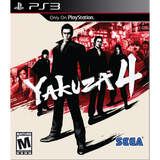 Yakuza 4 [PlayStation 3]