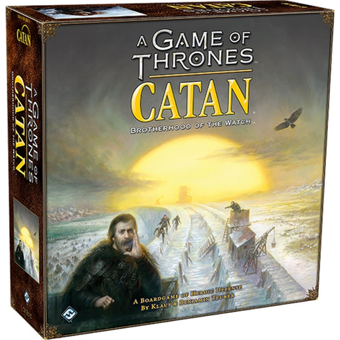 A Game of Thrones: Catan – Brotherhood of the Watch [Board Game, 3-4 Players]