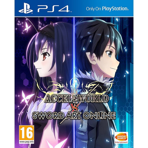 Accel World Vs. Sword Art Online [PlayStation 4]