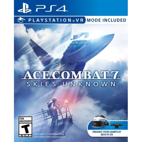 Ace Combat 7: Skies Unknown [PlayStation 4 - VR Mode Included]