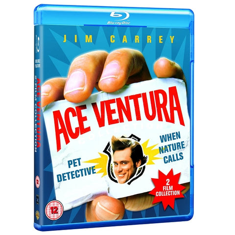 Ace Ventura: Pet Detective & When Nature Calls [Blu-Ray 2-Movie Collection]
