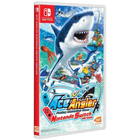 Ace Angler Nintendo Switch Version [Nintendo Switch]