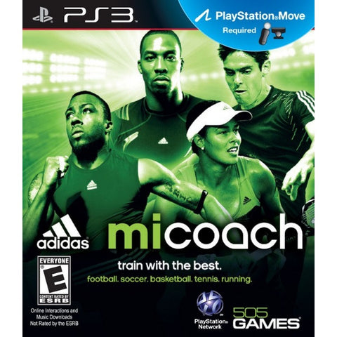 Adidas miCoach [PlayStation 3]