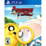 Adventure Time: Finn and Jake Investigations [PlayStation 4]