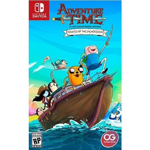 Adventure Time: Pirates of the Enchiridion [Nintendo Switch]