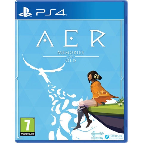 AER: Memories of Old [PlayStation 4]