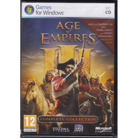 Age of Empires III: The Complete Collection [PC]