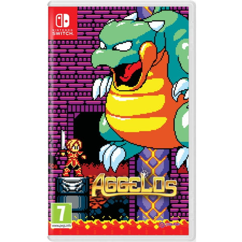Aggelos [Nintendo Switch]