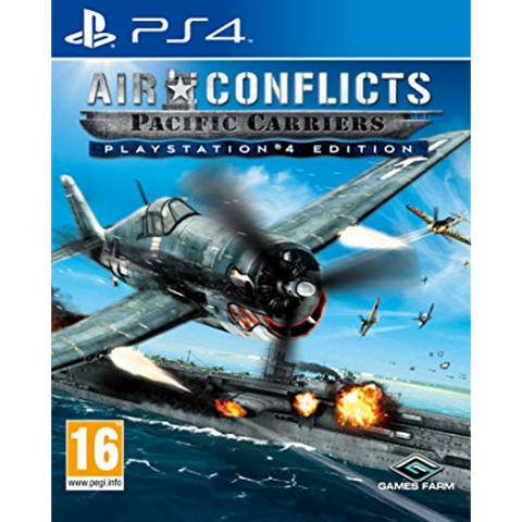Air Conflicts: Pacific Carriers [PlayStation 4]
