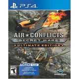 Air Conflicts: Secret Wars [PlayStation 4]