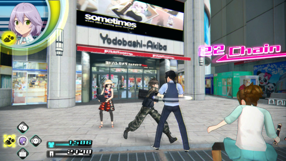 Akiba's Trip: Undead & Undressed [Sony PS Vita]