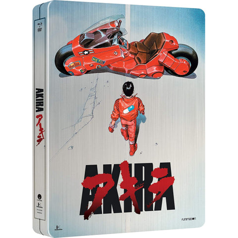 Akira - Collector's Case SteelBook [Blu-ray + DVD]