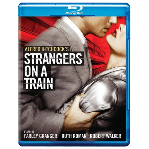 Alfred Hitchcock's Strangers on a Train [Blu-Ray]