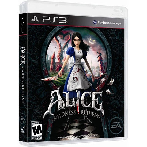 Alice: Madness Returns [PlayStation 3]