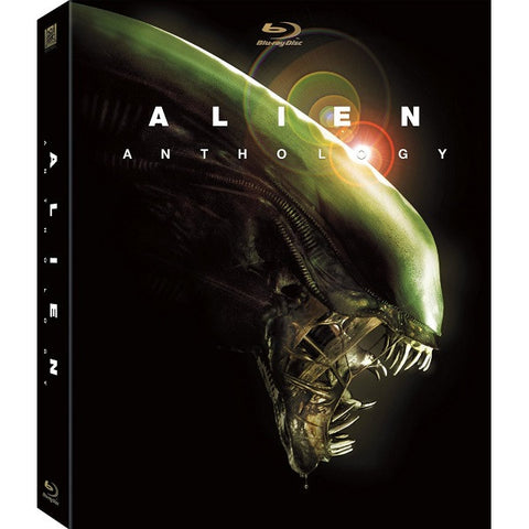 Alien Anthology [Blu-Ray Box Set]