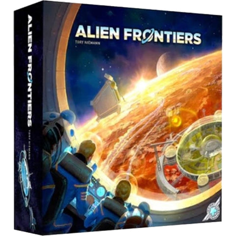 Alien Frontiers - 5th Edition [Board Game, 2-4 Players]
