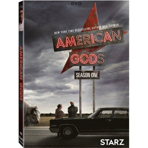 American Gods: Season One [DVD Box Set]