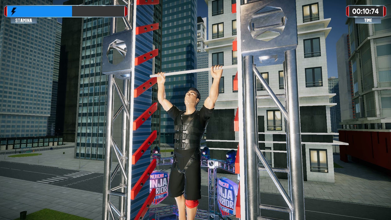 American Ninja Warrior Challenge [PlayStation 4]