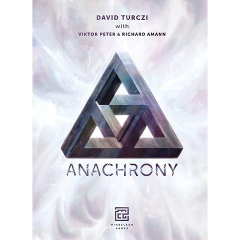Anachrony [Board Game, 1-4 Players]