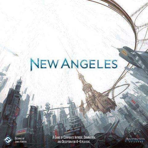 New Angeles - Android [Board Game, 4-6 Players]