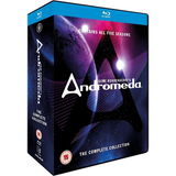 Andromeda: The Complete Series [Blu-Ray Box Set]