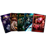 Andromeda: The Complete Series [DVD Box Set]