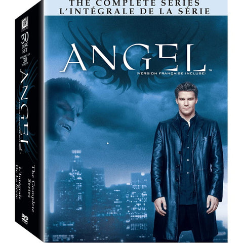 Angel: The Complete Series - Seasons 1-5 [DVD Box Set]