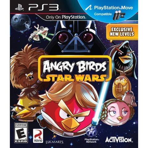 Angry Birds Star Wars [PlayStation 3]