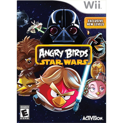 Angry Birds Star Wars [Nintendo Wii]
