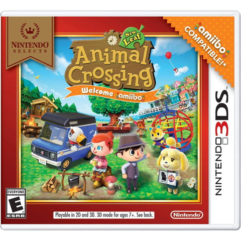Animal Crossing: New Leaf - Welcome Amiibo [Nintendo 3DS]