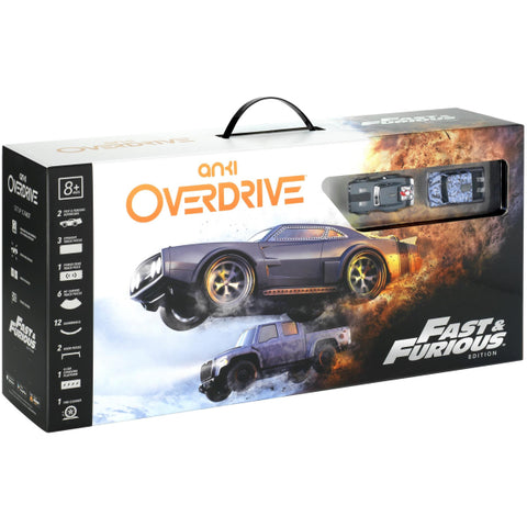 Anki Overdrive: Fast & Furious Edition [Toys, Ages 8+]