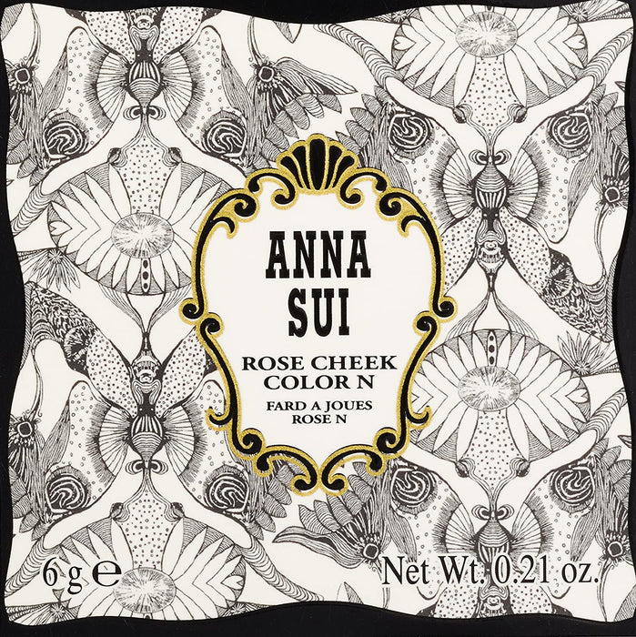 Anna Sui Rose Blush Cheek Color - 303 [Beauty]