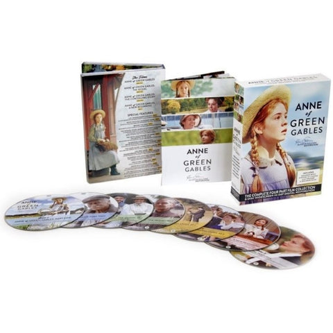 Anne of Green Gables - The Kevin Sullivan Restoration [DVD Box Set]