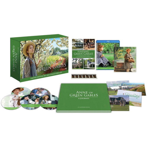 Anne of Green Gables - Limited Edition Collector's Set [Blu-Ray Box Set]