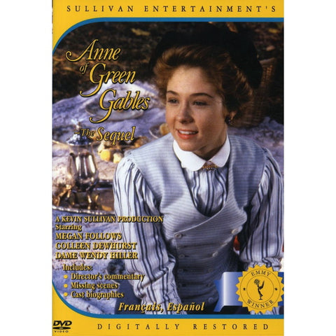 Anne Of Green Gables: The Sequel [DVD]
