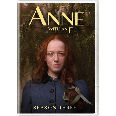 Anne with an E: Season Three [DVD Box Set]